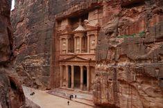 Treasury  @ Petra, Jordan ... I must go!!