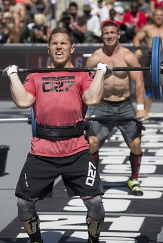 Watching athletes compete in the 2012 CrossFit Games was incredibly inspiring. Seeing their grit, determination, power and strength as well as how they supported each other in competition was something that you rarely see. Truly epitomizes the essence of Fitness as sport and the CrossFit community. These athlete are inspirational fitness heroes. #myfitpin #getafterit @Reebok USA