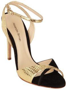 1005b6164d1e Alexandre Birman - suede and snake sandal