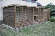 Outdoor:How To Build A Dog Kennel Classic How to Build a Dog Kennel