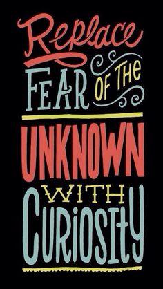 Sin miedo!