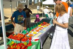Flavorful Choices at the Briar Chapel Pepper Festival