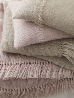 Beautiful cuddly blankets