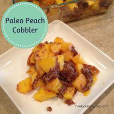 FPaleo Peach SM