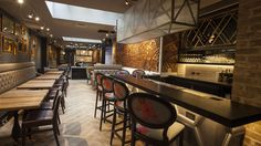 Tour Arbella, River North's New Global Cocktail Lounge - Eater Chicago