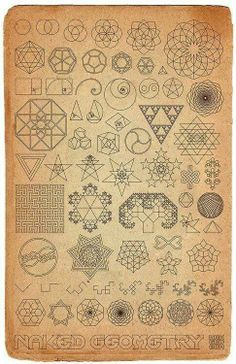 Sacred geometry #geometry #design #art