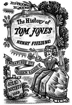 The History of Tom Jones by Derrick Harris