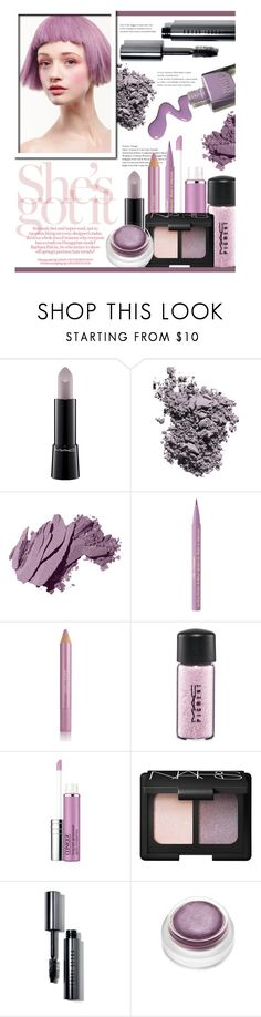 """""""She's Got Lilac Beauty"""" by leanne-mcclean ❤ liked on Polyvore featuring beauty, MAC Cosmetics, Christian Dior, Bobbi Brown Cosmetics, Too Faced Cosmetics, Estée Lauder, Clinique, NARS Cosmetics, rms beauty and Beauty"""