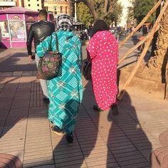#streetstyle #Marrakech #colors #streets #Maroc #fashion #style #Rosemarketvintage en voyage! Bon Dimanche a tous #travel #travelgram #familyfirst