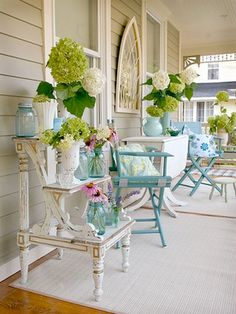 Absolutely Beautiful Porch