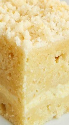 Lemon Cream Cheese Coffee Cake - This sweet, tart Lemon Cream Cheese Coffee Cak. - Lemon Cream Cheese Coffee Cake – This sweet, tart Lemon Cream Cheese Coffee Cake is a must-make - Lemon Desserts, Lemon Recipes, Just Desserts, Baking Recipes, Sweet Recipes, Cake Recipes, Dessert Recipes, Lemon Cakes, Pie Dessert