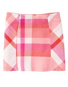 Plaid Skirt at Gymboree (Gymboree 4-10)