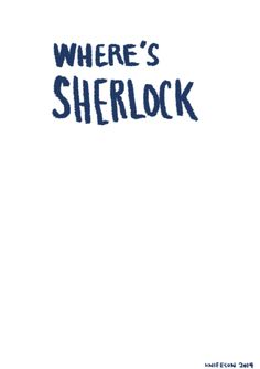Where's Sherlock? [Video/GIF] --- One of these is not like the other xD