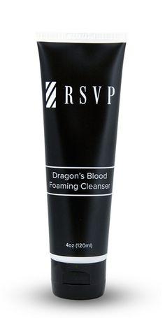 Men's skincare, RSVP, Dragon's Blood Foaming Cleanser