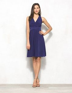 db RSVP™ V-Neck Dress