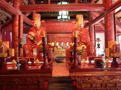 Vietnam - Hanoi (temple of literature) #vietnam #hanoi #travel #backpacker #traveler