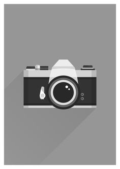 I was commissioned by Dutchmann to illustrate prints for the Iconic Cameras' portfolio, which celebrates a selection of film cameras that have made a remarkable contribution to photography. Graphic Design Typography, Logo Design, Camera Cartoon, Camera Illustration, Camera Sketches, Cartoon Logo, Toy Camera, Instagram Highlight Icons, Cartoon Wallpaper