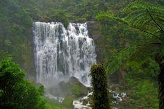 Marokopa Falls, near Waitomo