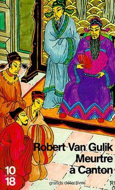 Le cycle des aventures du Juge Ti, écrit par le diplomate sinologue Robert Van Gulik est un pur plaisir de lecture.Il est difficile d'en dire plus: on ne sait pas forcément expliquer le bonheur...