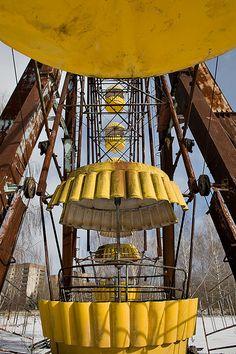Chernobyl/Pripyat Exclusion Zone