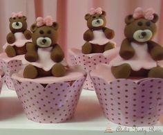 Cupcakes - Ateliê Katy Reis