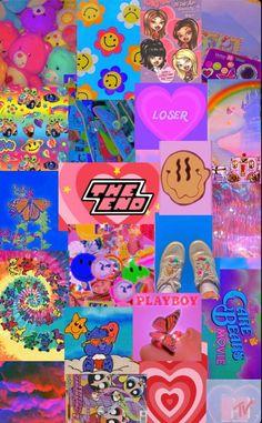 Retro Wallpaper Iphone, Hippie Wallpaper, Iphone Wallpaper Tumblr Aesthetic, Iphone Background Wallpaper, Aesthetic Pastel Wallpaper, Kids Wallpaper, Aesthetic Wallpapers, Iphone Backgrounds, Retro Background