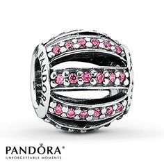 Pandora Leading Lady Charm with Pink CZ Pandora Jewelry, Pandora Charms, Charm Jewelry, What To Wear Today, Disney Outfits, Street Style Women, Passion For Fashion, Personal Style, Vogue