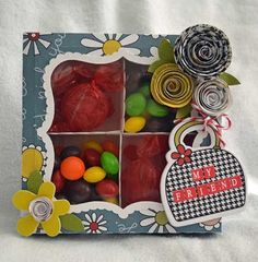 Imaginisce Sole Sisters collection - treat box