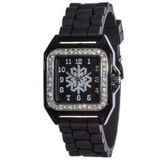 Adorable seasonal watch! #christmas #snow #shopsmall