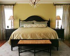 Dark Wood Bedroom Furniture Design, Pictures, Remodel, Decor and Ideas