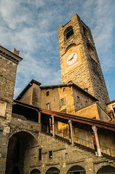 Bergamo in Italy
