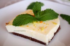 Cocina para pobres: Tarta Mousse naranja light o bajas en grasas. Receta