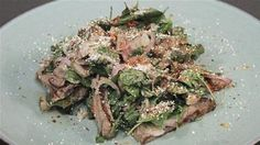 How To Make An Asian Beef Salad