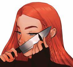 Ms Marvel, Black Widow Marvel, Marvel Art, Marvel Avengers, Funny Marvel Memes, Marvel Jokes, Art Drawings Sketches, Cute Drawings, Girl Cartoon