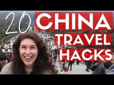 20 China Travel Hacks For First-Time Visitors // American in Beijing