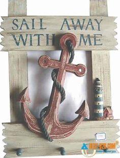 cute sign! love nautical things