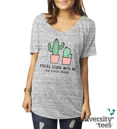 You're stuck with me | Big Little Reveal | Made by University Tees | universitytees.com | UT104