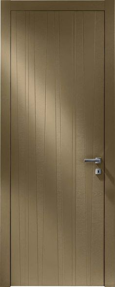 Модель 01 Frassino Cappuccino   Межкомнатные двери со склада   Коллекция Line   Продажа межкомнатных дверей шпон   Итальянские современные двери Union