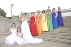 Lesbian weddings - well I like the idea..I'm not a lesbian but I like the idea....:)