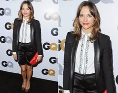 Rashida Jones - GQ Men of the Year party 2012 - NY Daily News