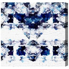 With its vibrant tones and abstract design, this printed-to-order canvas wall art is the perfect focal point for your living room or bedroom scheme....
