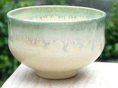 Japanese Pottery Japanese Tea Bowl KyotoKiyomizu by JAPANTIQUE, $39.00