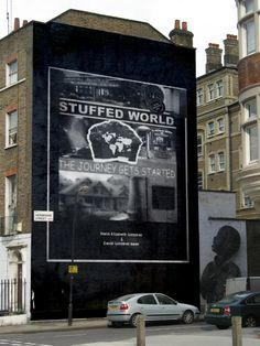 Stuffed World http://www.amazon.com/dp/B01ACNZ95K This sign was created for a good reason, there is a new book that you seriously must consider checking it out, called: #StuffedWorld