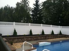 Poolscape Retaining Wall Ideas in East Berlin, PA by Ryan's Landscaping