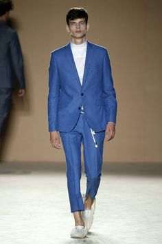 Garcia Madrid |   Spring-Summer 2017 Barcelona Menswear