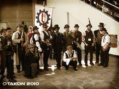 steampunk men - Google Search