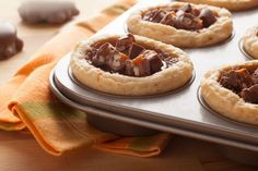 TURTLES Butter Tarts: How do you turn butter tarts into better tarts? TURTLES, of course.