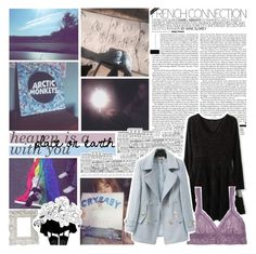 """""""a charmed life"""" by amber-soleil ❤ liked on Polyvore featuring Brownstone, Hanky Panky and Chicnova Fashion"""