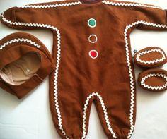 Gingerbread Man Costume                                                                                                                                                                                 More