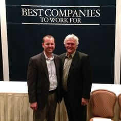Today author Ron McMillan and Steve Jensen represented VitalSmarts at the Utah Business 2014 'Best Companies To Work For' luncheon and awards ceremony in Salt Lake City (we announced here last week that we had won). We were one of twelve Runner Ups for Medium Companies.  If you associate with VitalSmarts in any way, please celebrate the good news with us. It's something to be proud of! #BestCompanies #VitalSmartsRocks #LoveMyJob